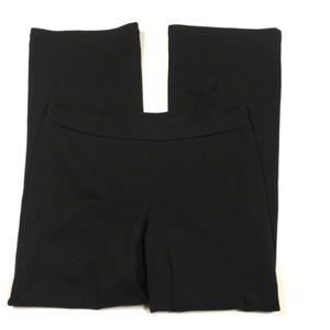 Lane Bryant Black Boot Pants Womens 14/16 Tall